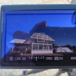 Canon 60D image info for window film tests at SAM, Biosphere 2