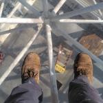 Walking on air at SAM, Biosphere 2
