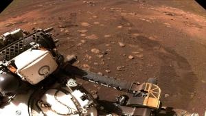 NASA Perseverance on Mars